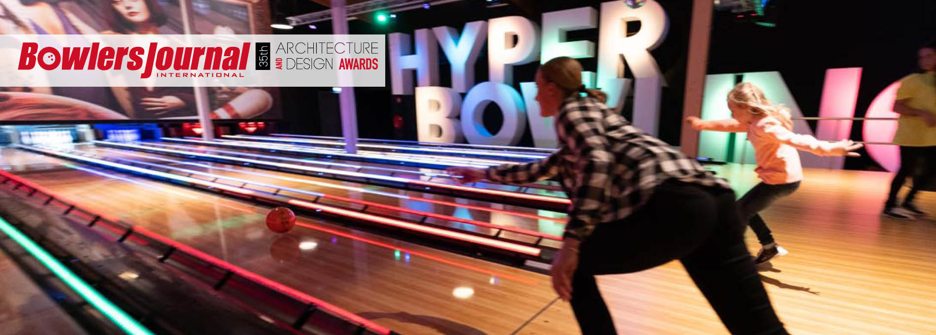 QubicaAMF bowling 35 architectual design awards home banner HyperBowling Middelburgh
