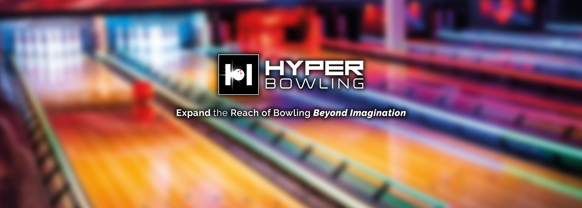 QubicaAMF Bowling HyperBowling 2020 home banner