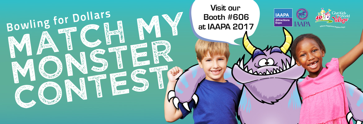 IAAPA 2017 Monster Contest home Banner