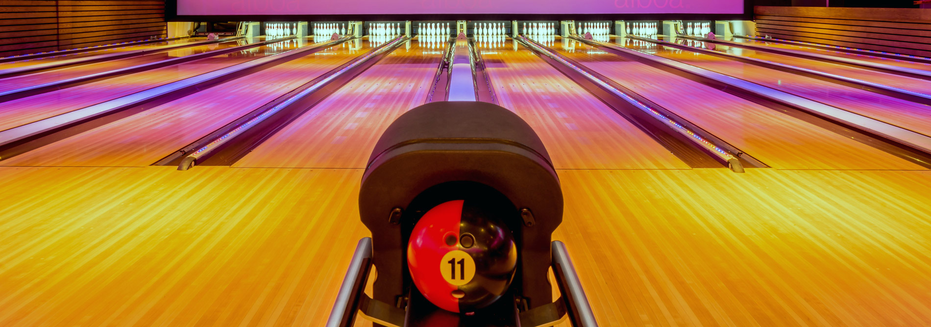 Bowling Lanes — QubicaAMF