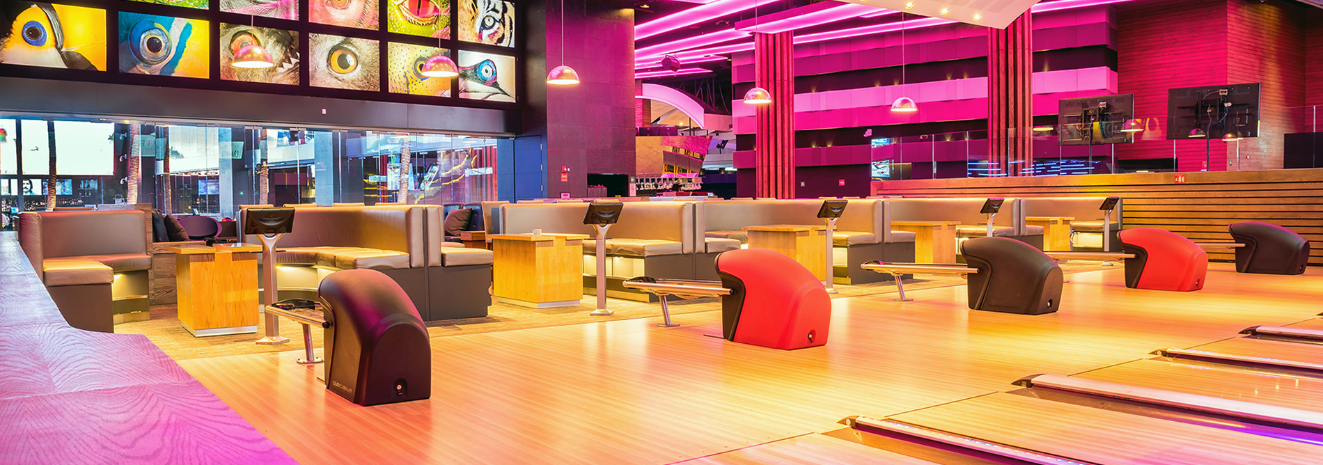 QUBICAAMF Bowling Boutique Alboa Santa Fe Banner