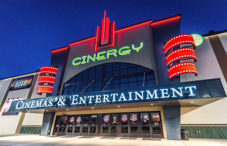 Cinergy Between Bowling And Theatres Creates Great