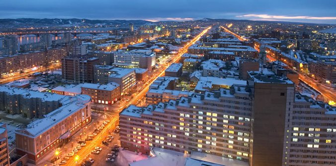 Siberian City Of Krasnoyarsk To Host 2013 Qubicaamf